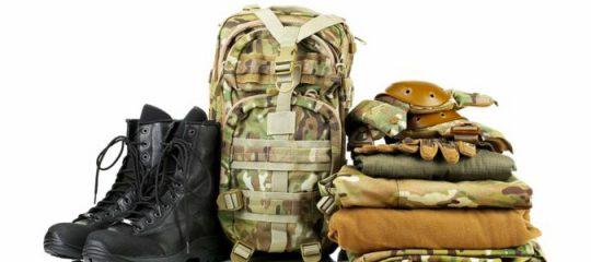 équipements militaires